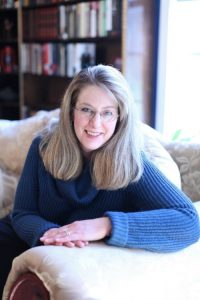 marketing writer Jeanne Grunert