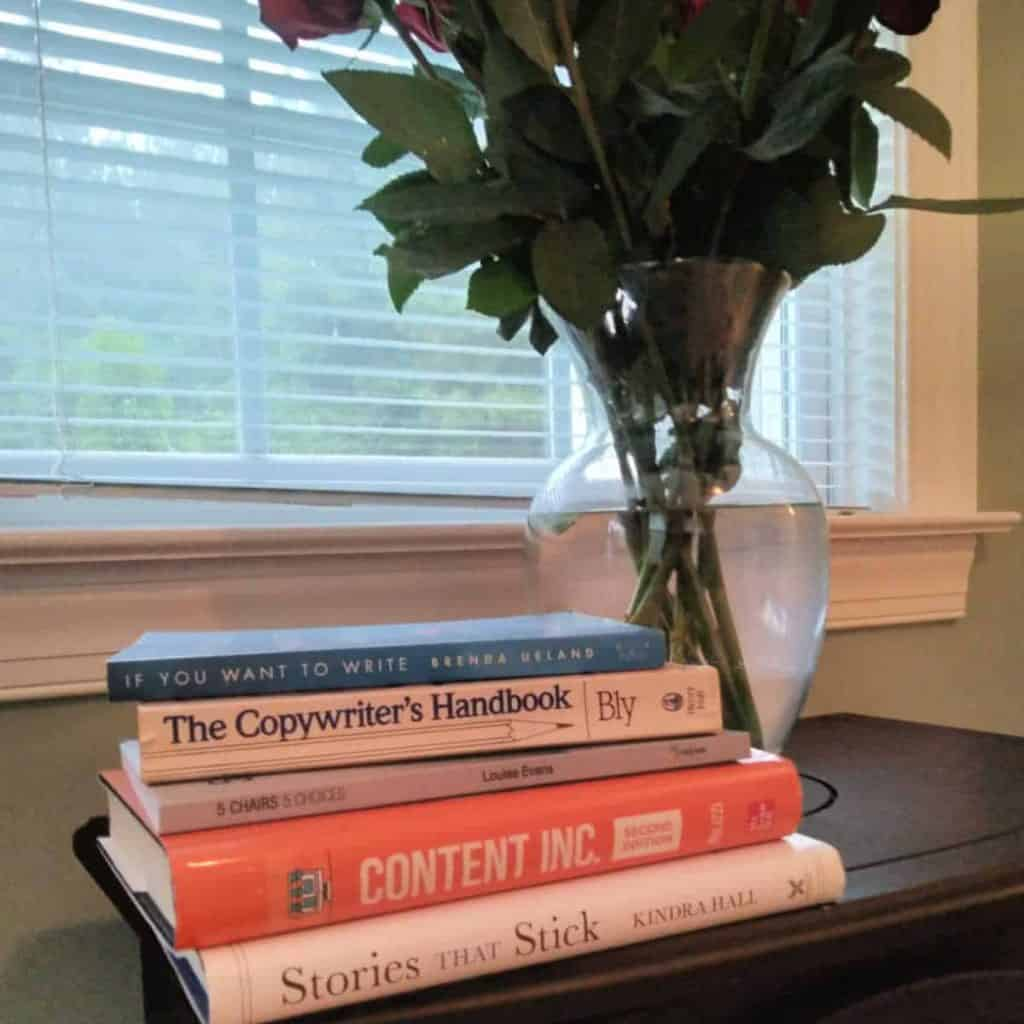 the 5 best content marketing books